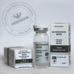 buy Bacteriostatic Water for injection Farma Boom