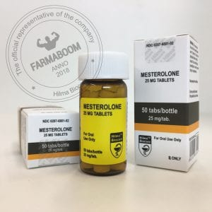 Buy METHENOLONE ENANTHATE (PRIMOBOLAN) Hilma Biocare