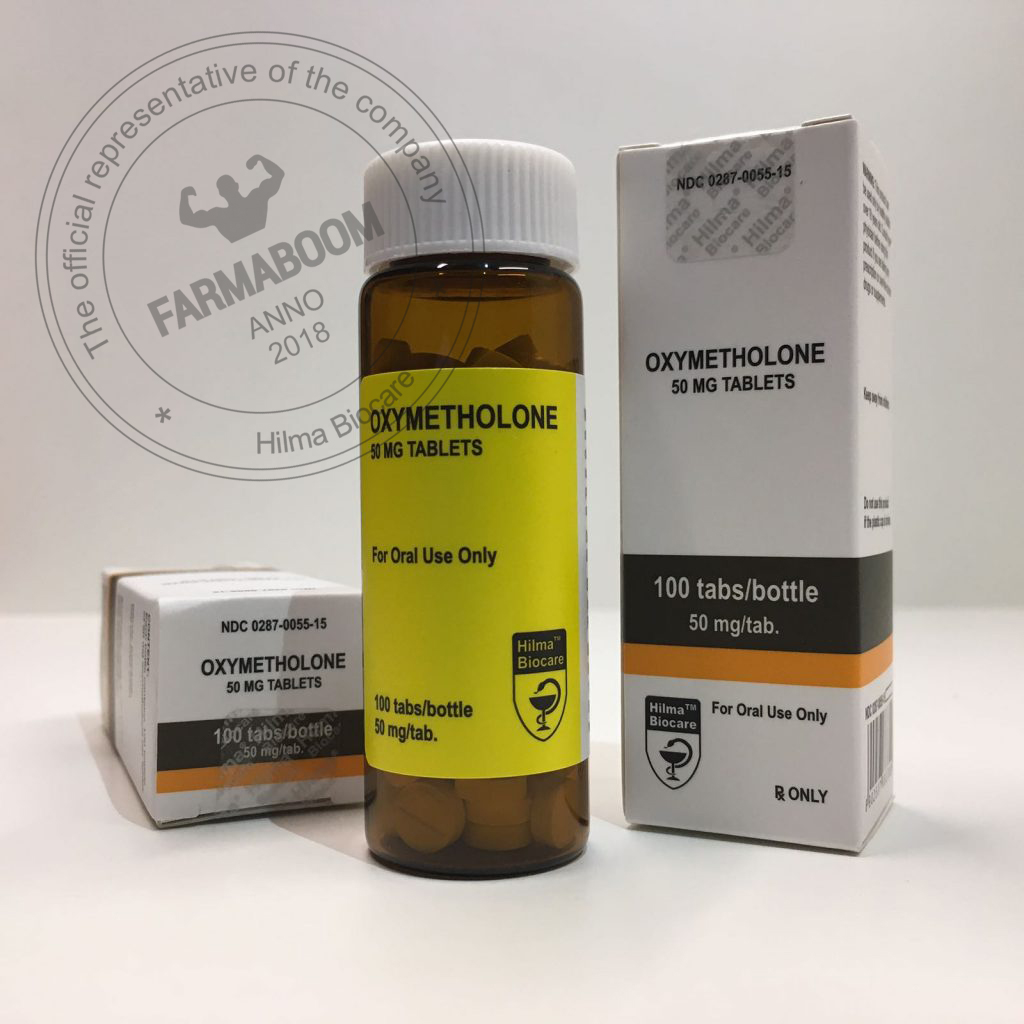 Buy OXYMETHOLONE Online Hilma Biocare
