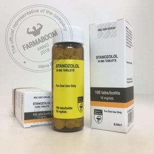 STANOZOLOL steroids