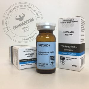 Sustanon (Testosterone Mix)