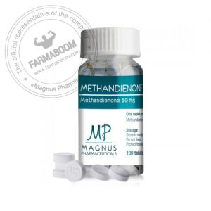 METHANDIENONE 10mg