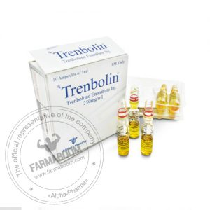 Trenbolin - 10 Amps - 1ml