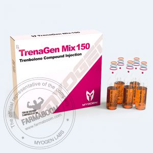 TrenaGen Mix 150 (Tri Tren 150 150mg/ml)