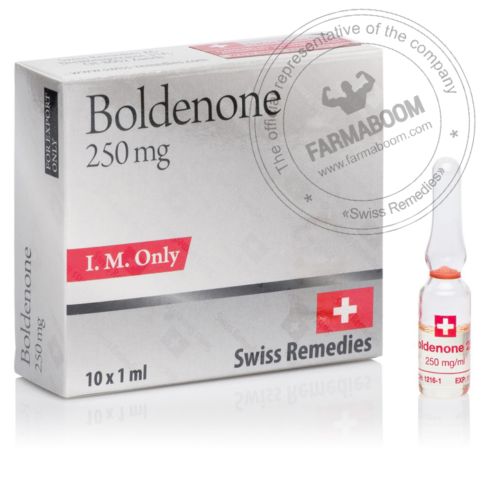 Boldenone 250mg/ml