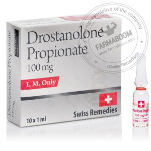 Drostanolone Propionate 100mg/ml