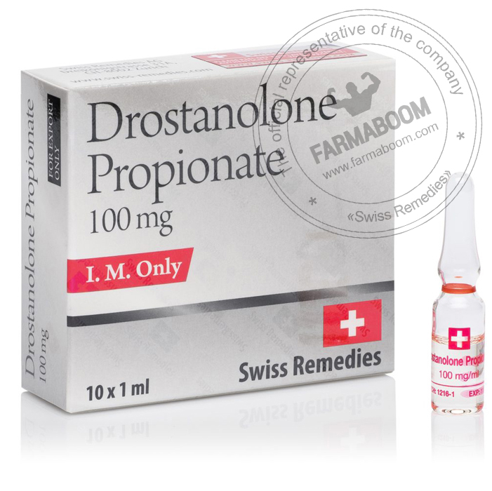 Drostanolone Propionate 100mg/ml