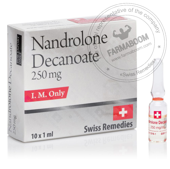 Nandrolone Decanoate 250mg/ml