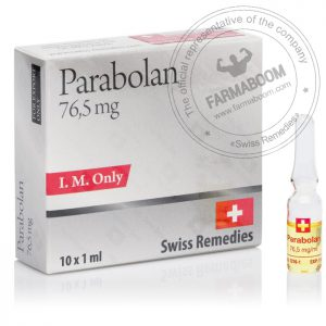 Parabolan 76.5mg/ml