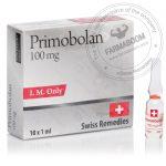 Primobolan 100mg/ml