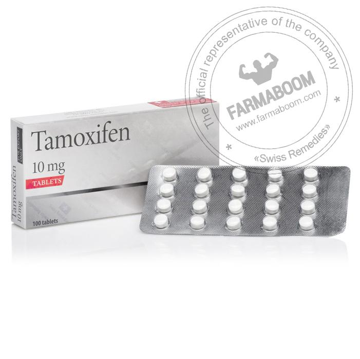 Tamoxifen - 10mg x 100tab