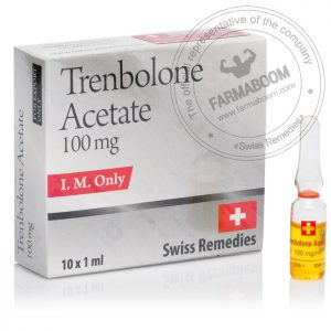 Trenbolone Acethate 100mg/ml