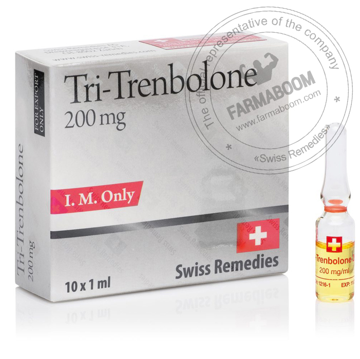 Tri-Trenbolone 200mg/ml