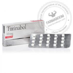 Turinabol - 10mg x 100tab