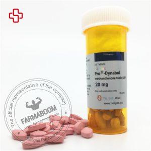 Pro Dynabol 20mg 50tabs - Beligas Pharmaceuticals-farmaboom