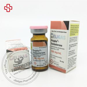 Propha Testosterone 100mg 10ml - Beligas Pharmaceuticals-farmaboom