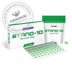STANO-10 Stanozolol 10mgtab 100tab - Meditech-farmaboom
