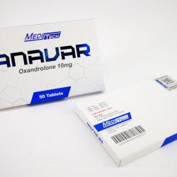 ANAVAR Oxandrolone 10mg/tab 50tab - Meditech-2