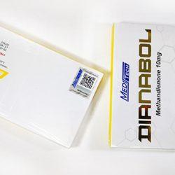 DIANABOL 1 - Meditech