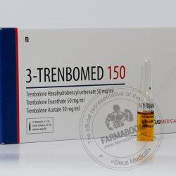 3-TRENBOMED 150 (TRI-TREN) , Trenbolone Mix