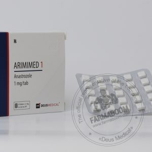 ARIMIMED 1 (ARIMIDEX), Anastrozole
