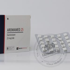 AROMAMED 25 (AROMASIN), Exemestane