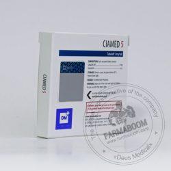 CIAMED 5, Tadalafil2