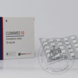 CLOMIMED 50 (CLOMID), Clomiphene citrate