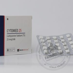 CYTOMED 25 (T3), Liothyronine Sodium