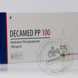 DECAMED PP 100 (NPP), Nandrolone Phenylpropionate