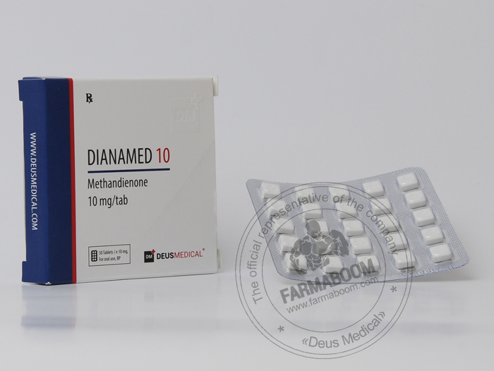DIANAMED 10 (DIANABOL), Methandienone