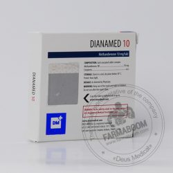 DIANAMED 10 (DIANABOL), Methandienone2