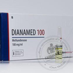 DIANAMED 100 (DIANABOL), Methandienone