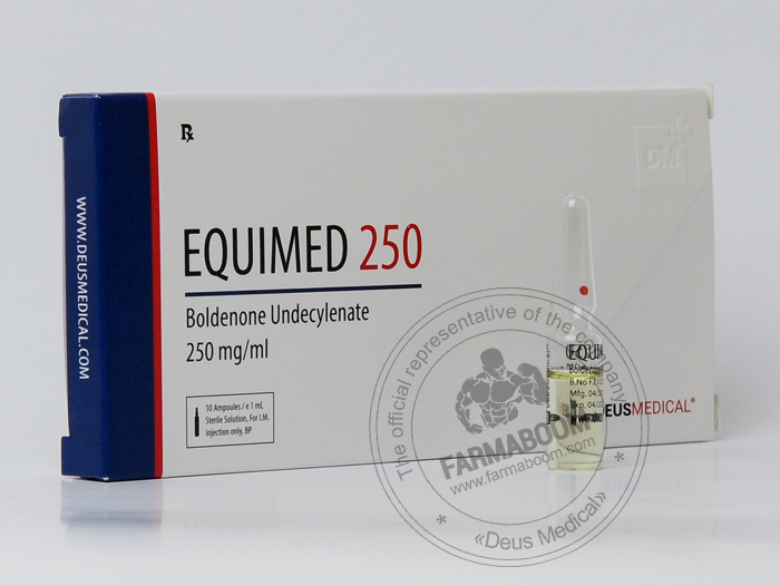 EQUIMED 250 (EQUINOX), Boldenone Undecylenate