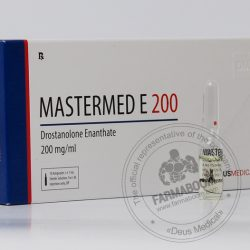 MASTERMED E 200 (MASTERON), Drostanolone Enanthate