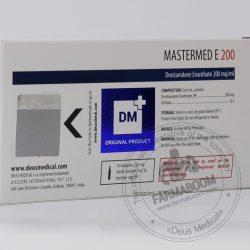 MASTERMED E 200 (MASTERON), Drostanolone Enanthate2