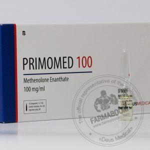 PRIMOMED 100 (PRIMOBOLAN), Methenolone Enanthate