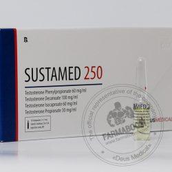 SUSTAMED 250, Testosterone Mix